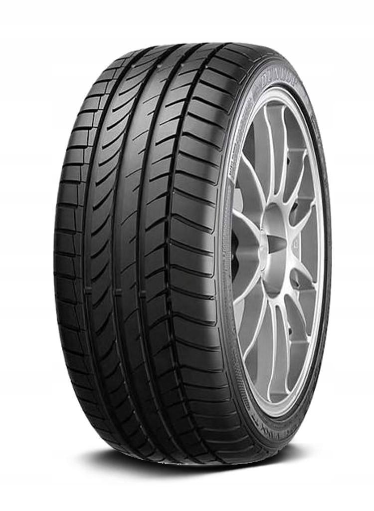 4x Dunlop SP Quattromaxx RO1 255/35R20 97Y XL FR