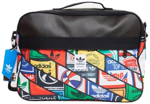 Torba szkolna Adidas AB3911 || NA RAMIĘ