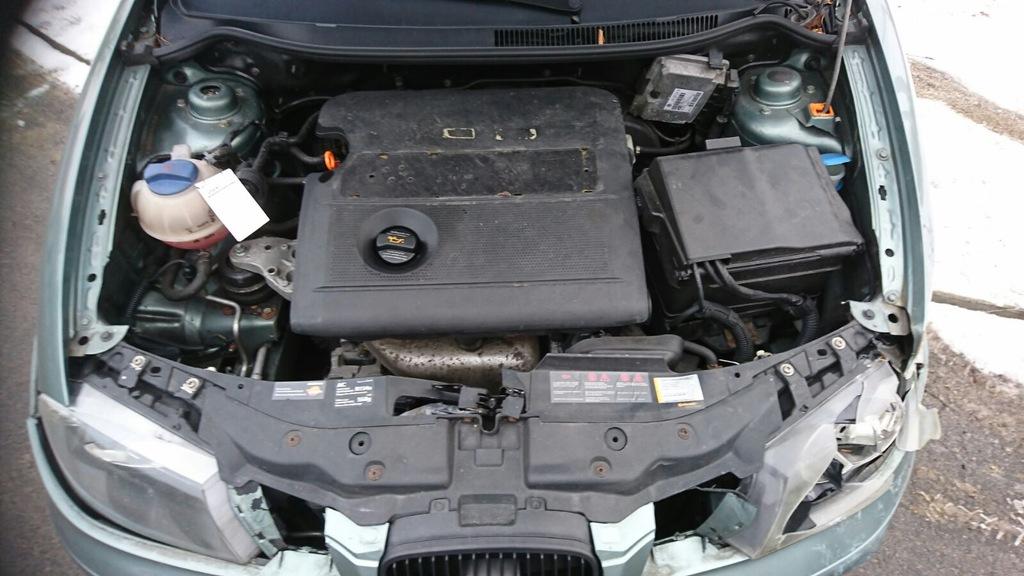 Seat Ibiza Iii 2003 1 2003 1 4 Licznik Benzyna 8234974118 Oficjalne Archiwum Allegro