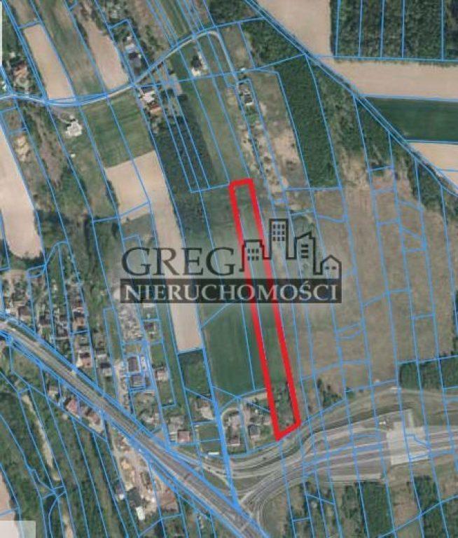 Działka, Mszana (gm.), 9152 m²
