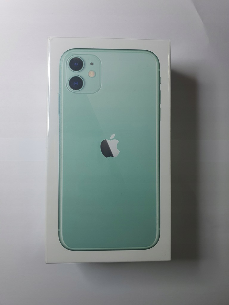 APPLE IPHONE 11 64GB GREEN ZIELONY KRAKÓW