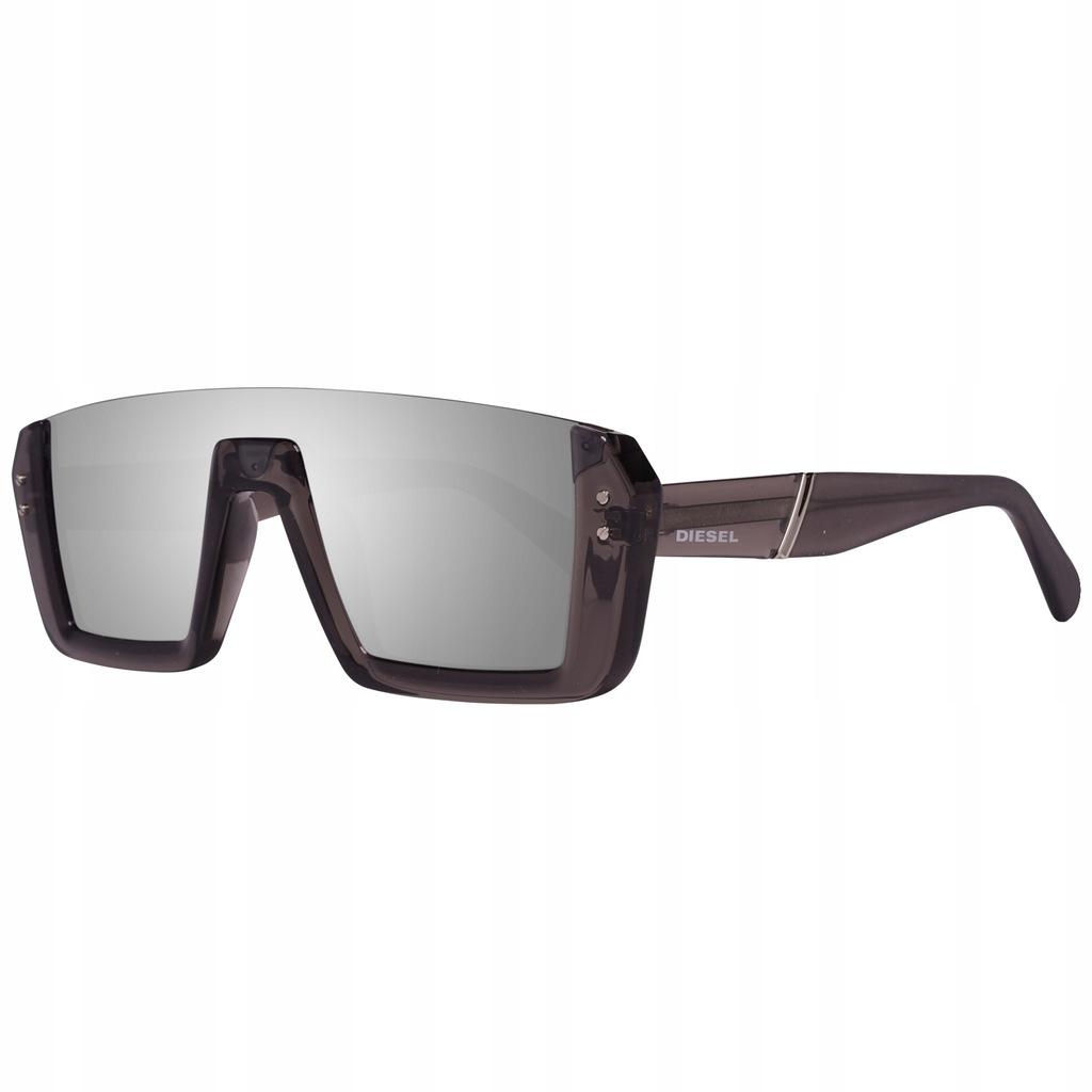 Okulary Przeciwsłoneczne Diesel DL0248 Szare