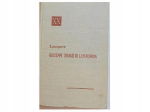 Lampart - Giuseppe Tomasi di Lampedusa