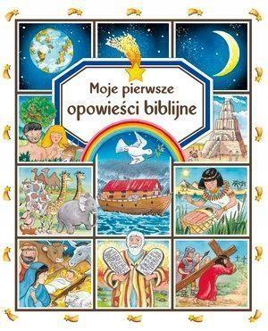 MOJE PIERWSZE OPOWIEŚCI BIBLIJNE, EMILIE BEAUMONT