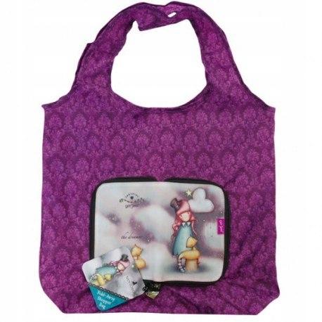 Gorjuss składana torba na zakupy - the dreamer
