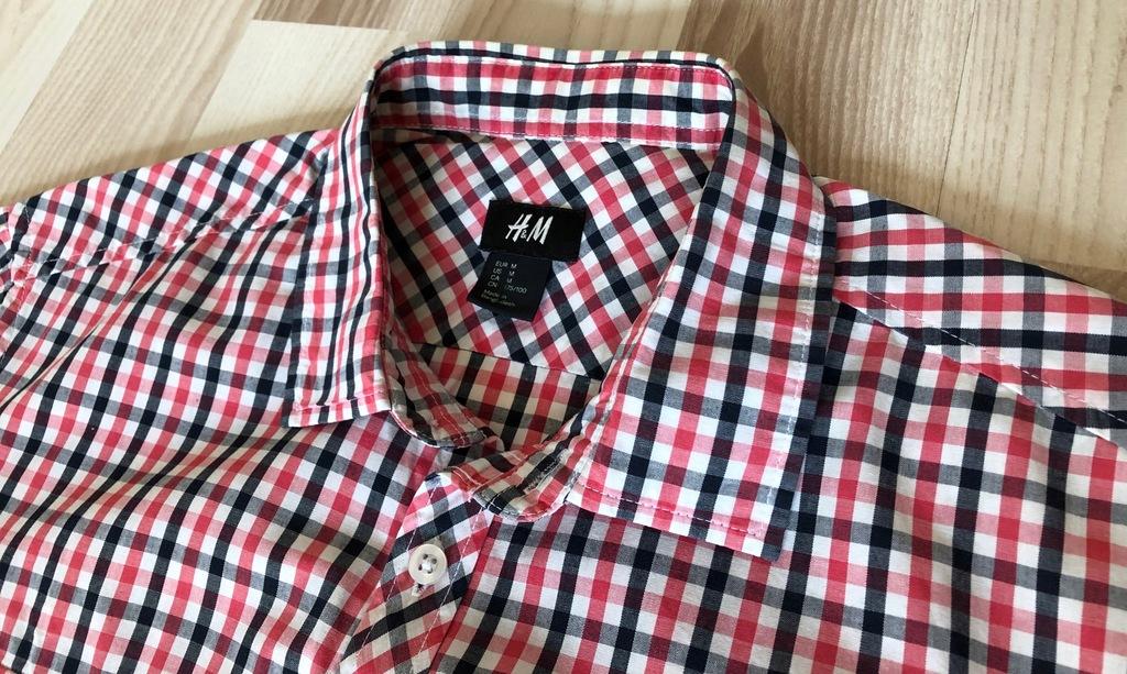 H&M koszula rozm M WYPRZEDAŻ! BCM
