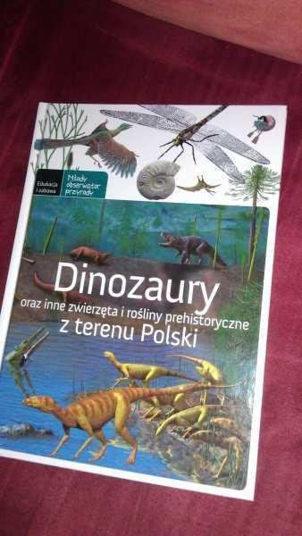 DINOZAURY i inne z terenu Polski - WYSYŁKA GRATIS