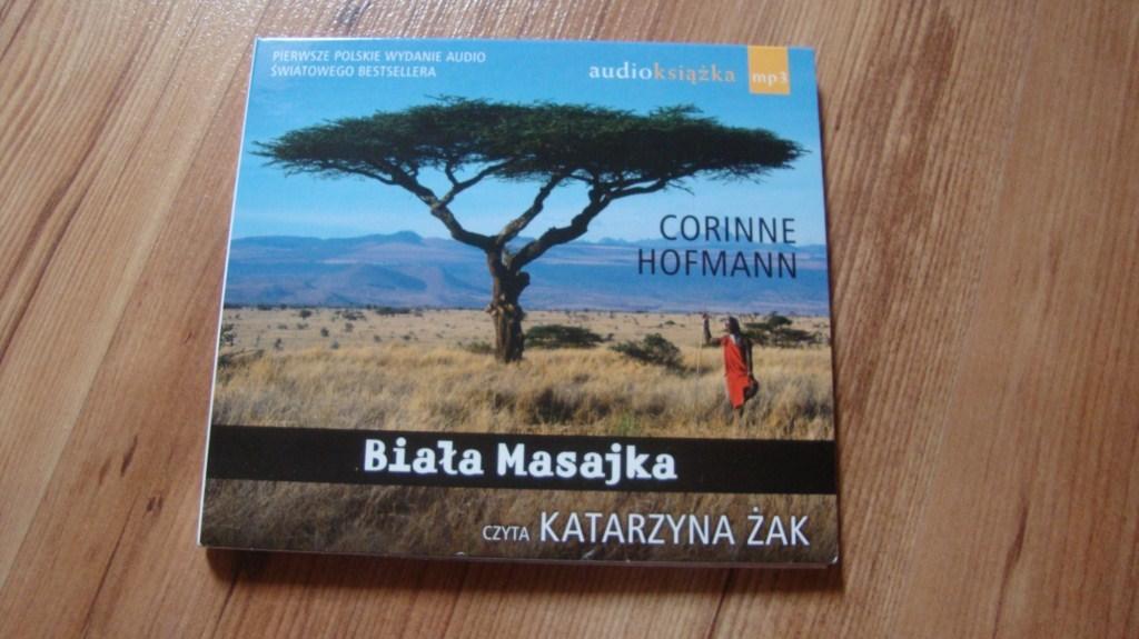 C. Hofmann Biała Masajka audiobook