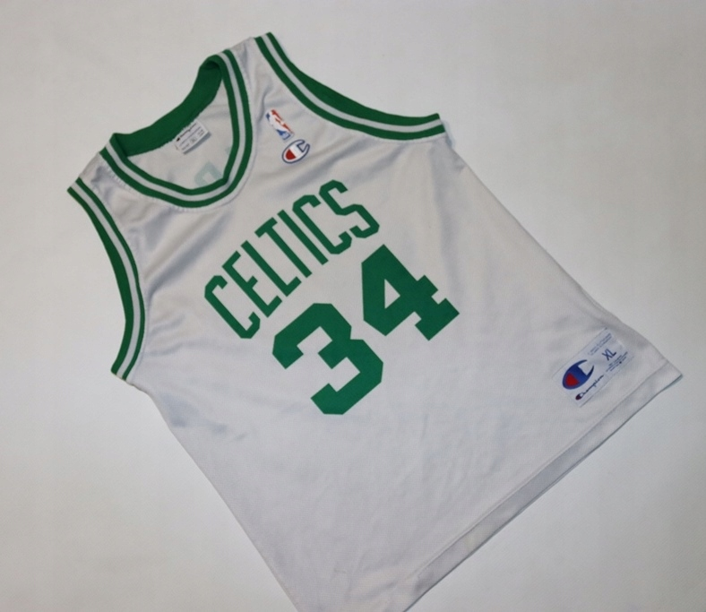 Nba Celtics Pierce 34 Champion 13 14 lat 162 167cm