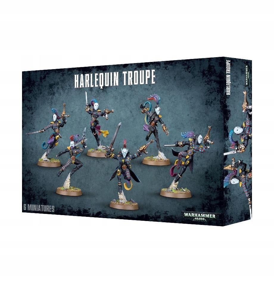 Harlequin Troupe | Warhammer 40000