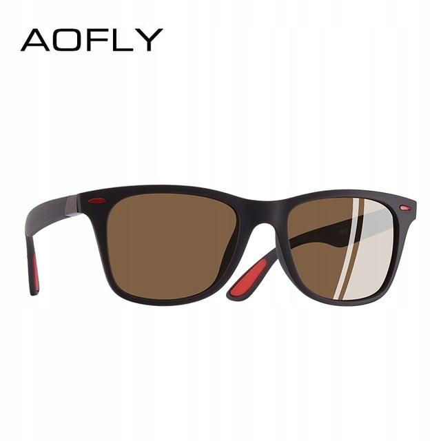 okulary przeciwsłoneczne AOFLY nerdy UV 400 24h