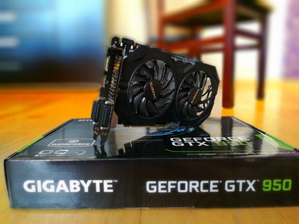Gigabyte GTX 950
