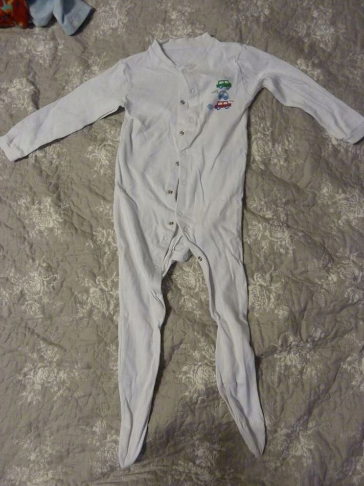 Piżama kombinezon pajac 18-24mc 86-92cm