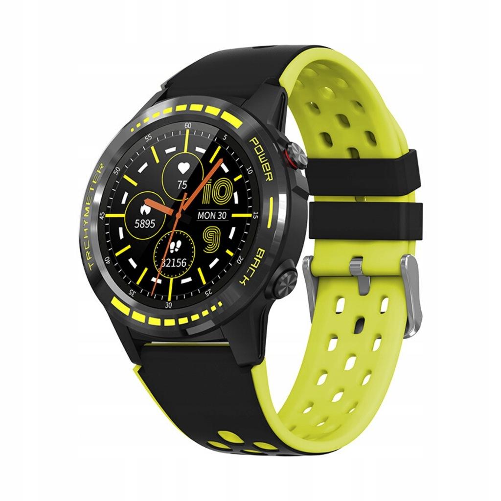 Smartwatch GPS Kompas Barometr Smartband Sportowy
