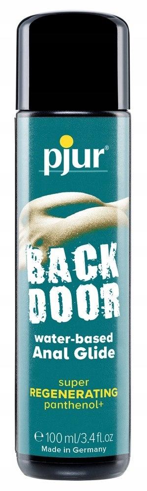 Pjur BACK DOOR regenerujący żel analny 100ml