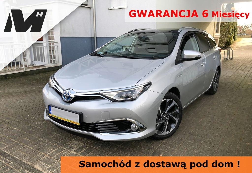 Toyota Auris 1.8 Hybryda + GAZ LPG GWARANCJA