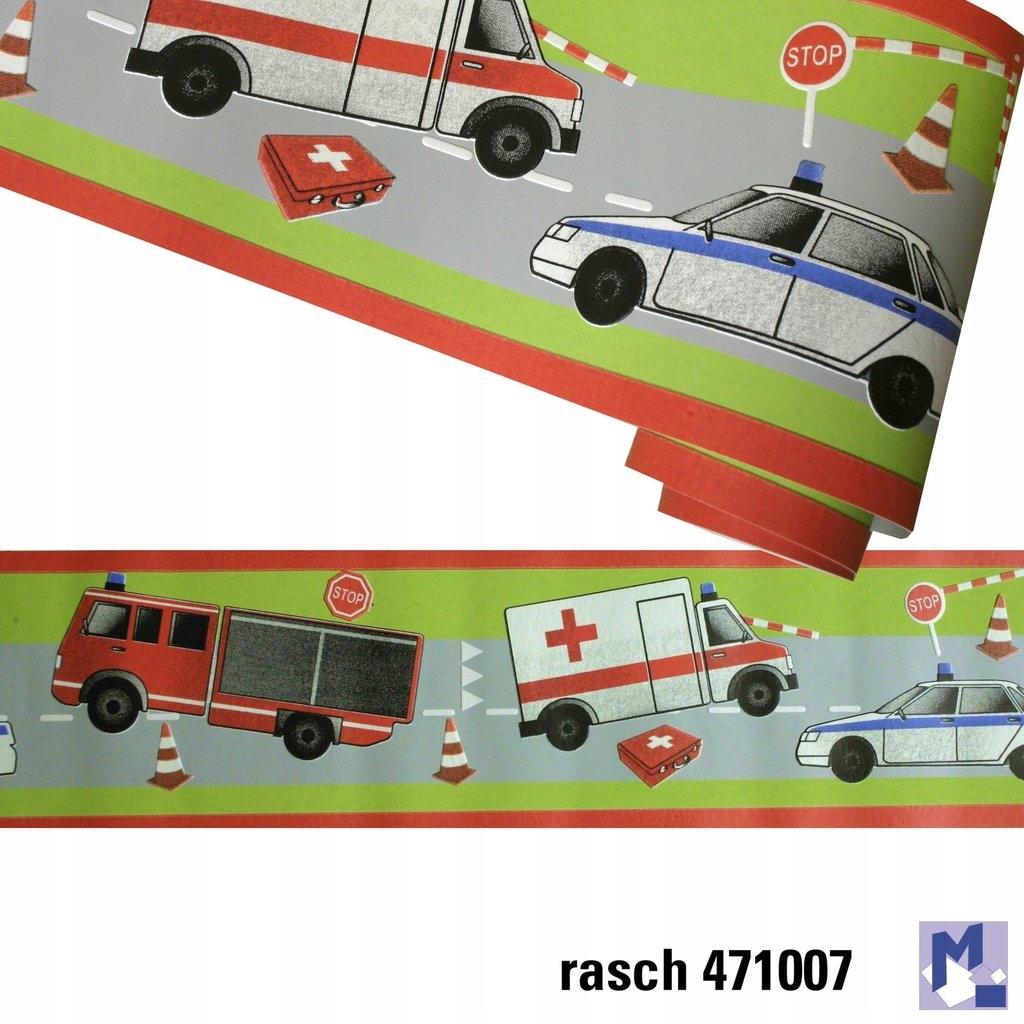 Pasek dekoracyjny Pojazdy bord Auta 471007