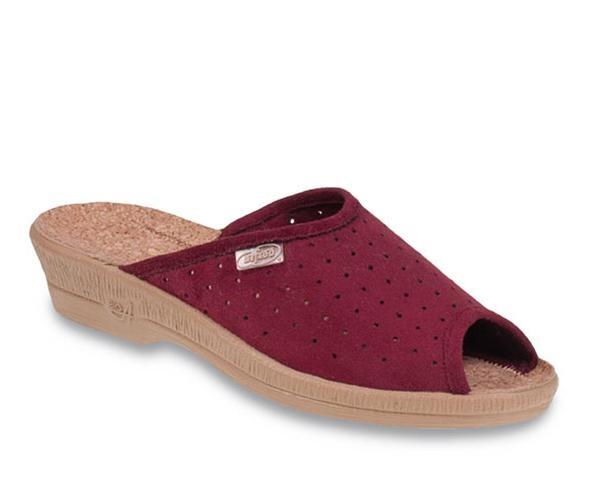 Pantofle kapcie klapki damskie Befado 581/187 R 40