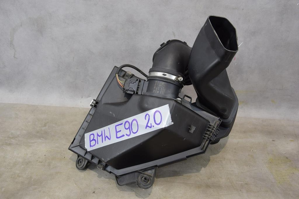FILTR POWIETRZA OBUDOWA BMW 3 E90 E91 E92 E93