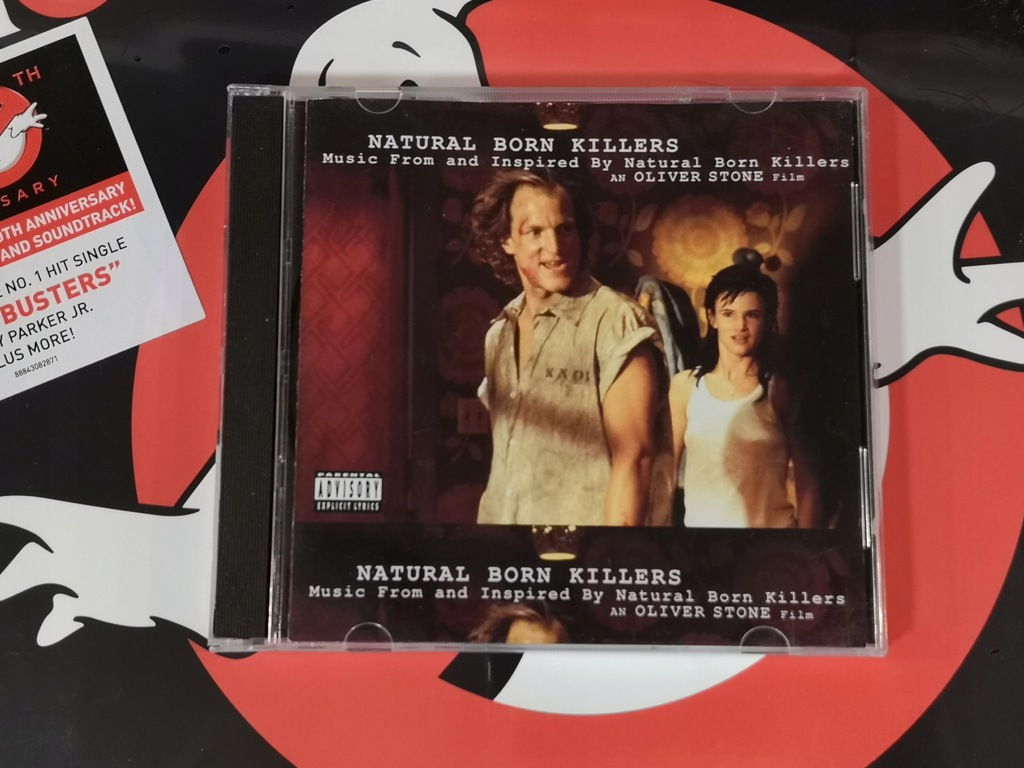 Various - Natural Born Killers - CD, 1996r. EU