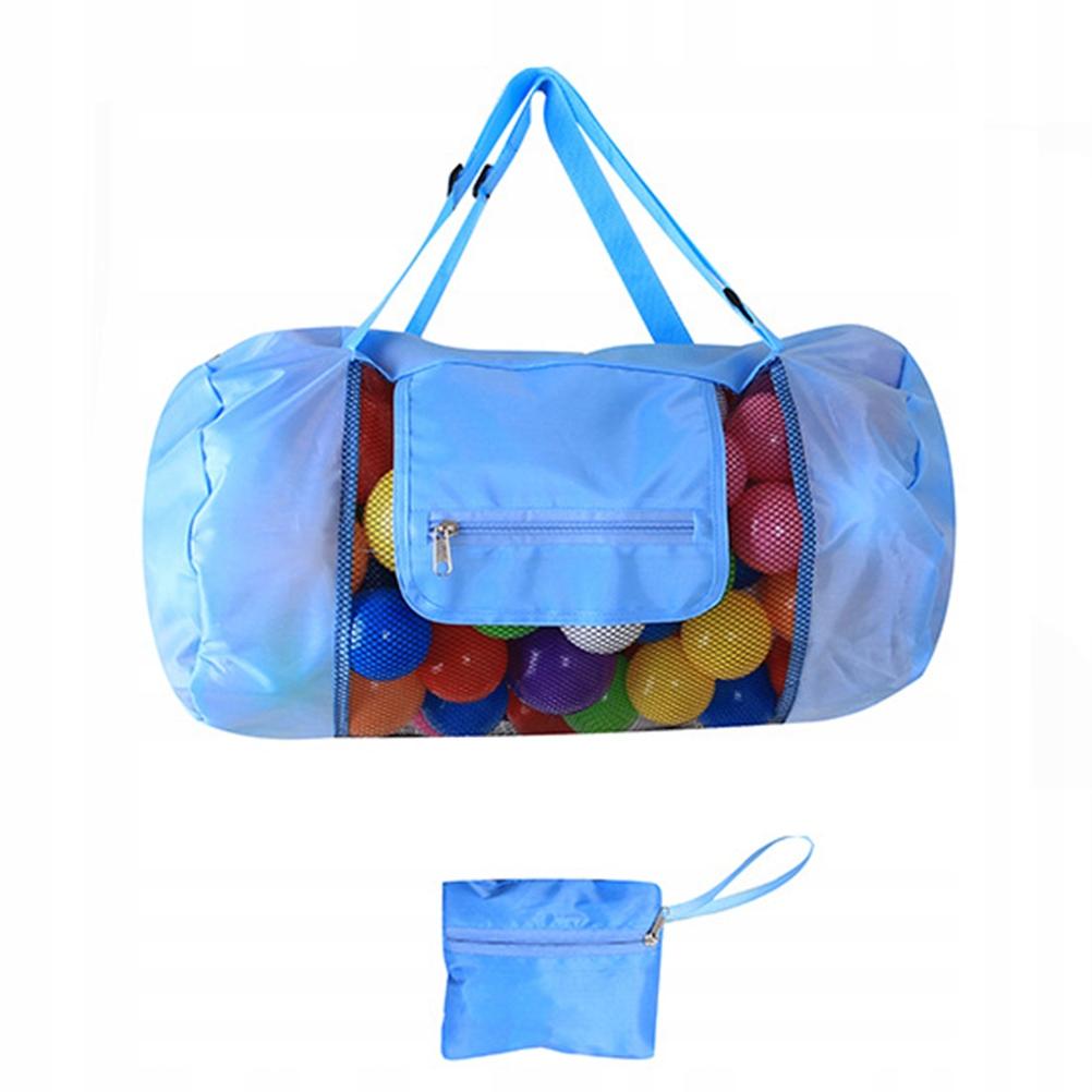 Praktyczna torba plażowa Wygodny plecak na zabawki