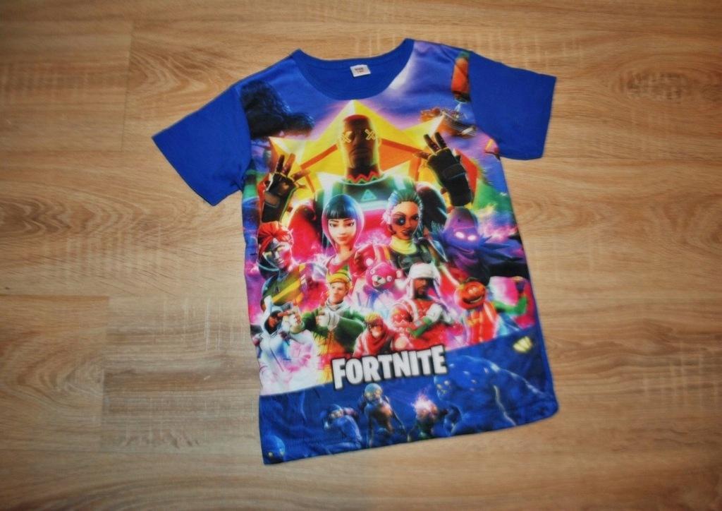 FORTNITE świetna koszulka FORTNITE 140