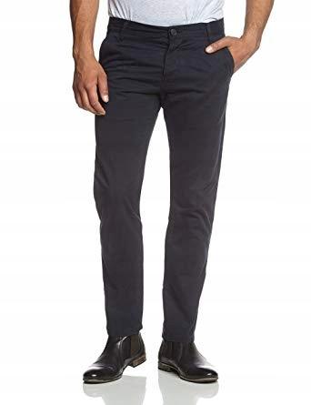 JACK & JONES spodnie materiałowe SLIMFIT 32/34