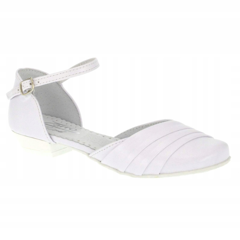 Buty komunijne dla dzieci Zarro 838 r.32