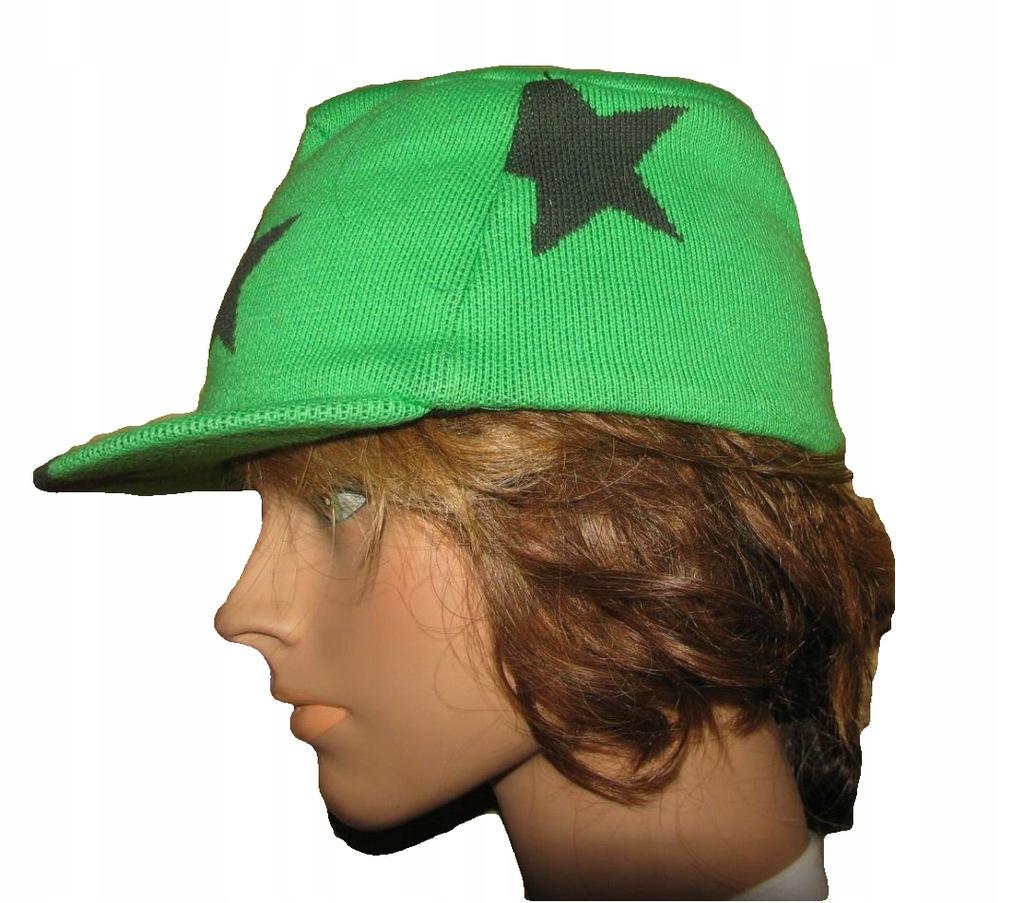 MOLO dziecięca czapka z daszkiem gwiazdki 50cm