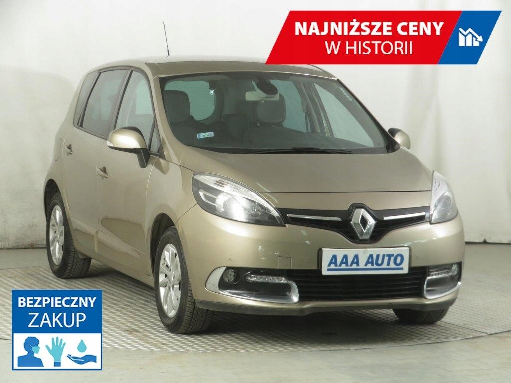 Renault Scenic 1.2 TCe , Salon Polska, Skóra