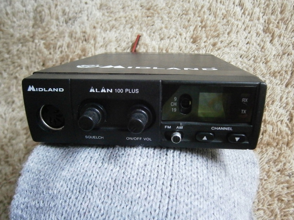 CB RADIO ALAN 100 PLUS