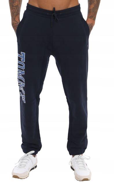 Tommy Jeans spodnie TJM Essential Colleg S