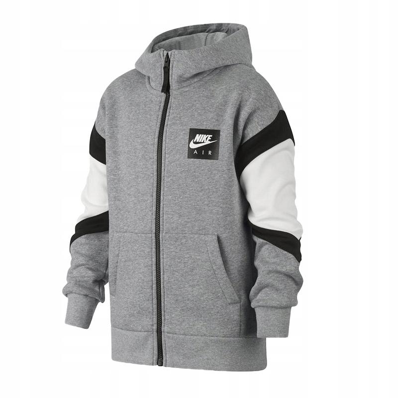 Nike NSW Air Hoodie FZ Bluza 063