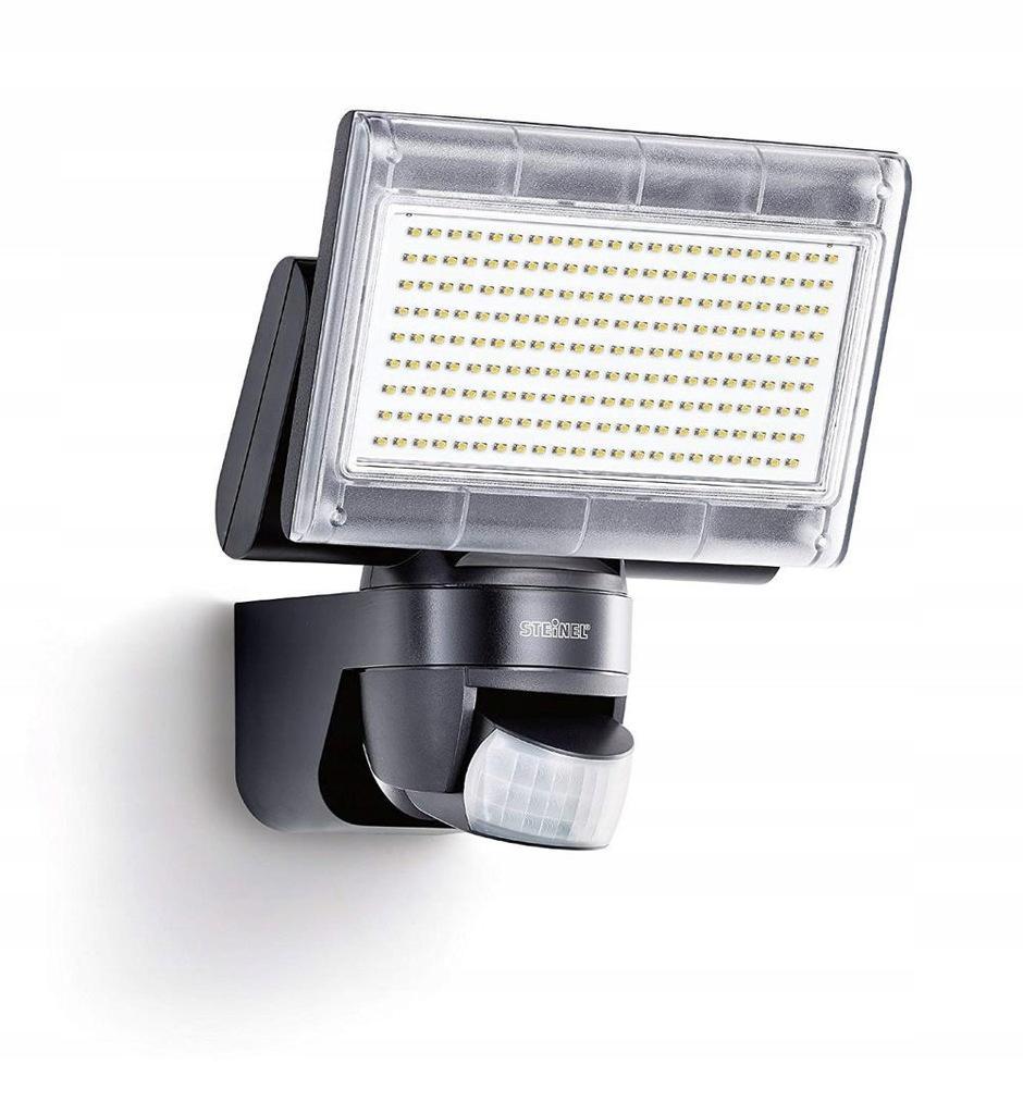 LAMPA ZEWNĘTRZNA REFLEKTOR LED STEINEL CZUJNIK