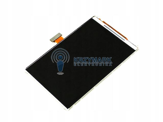 EKRAN WYSWIETLACZ LCD SAMSUNG GT-S5380 WAVE NOWY Y