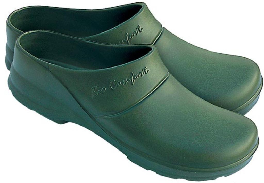 Sklep z obuwiem marki Lemigo: kalosze, chodaki, klapki.