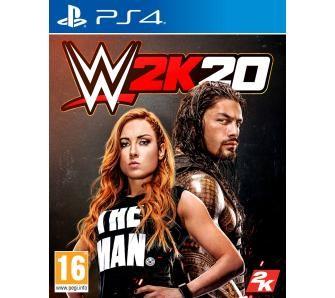 CENEGA Gra XOne WWE 2K20