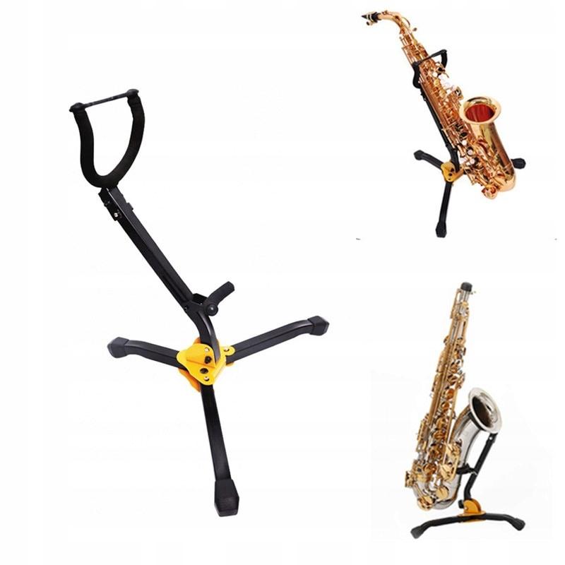 saksofon metalowa rama wspornik podłogi sttripod