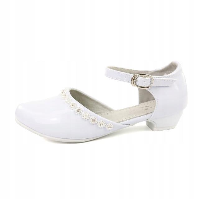 Buty komunijne dla dziewczynki Badoxx 7KM-229 - 38