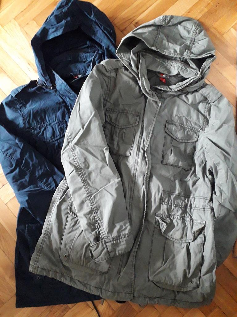 płaszcz, katana 4 szt H&M, Monnari, Orsay s