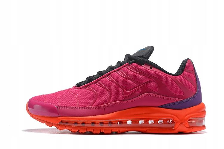 Nike Air Max 97 Plus r. 40 różowe