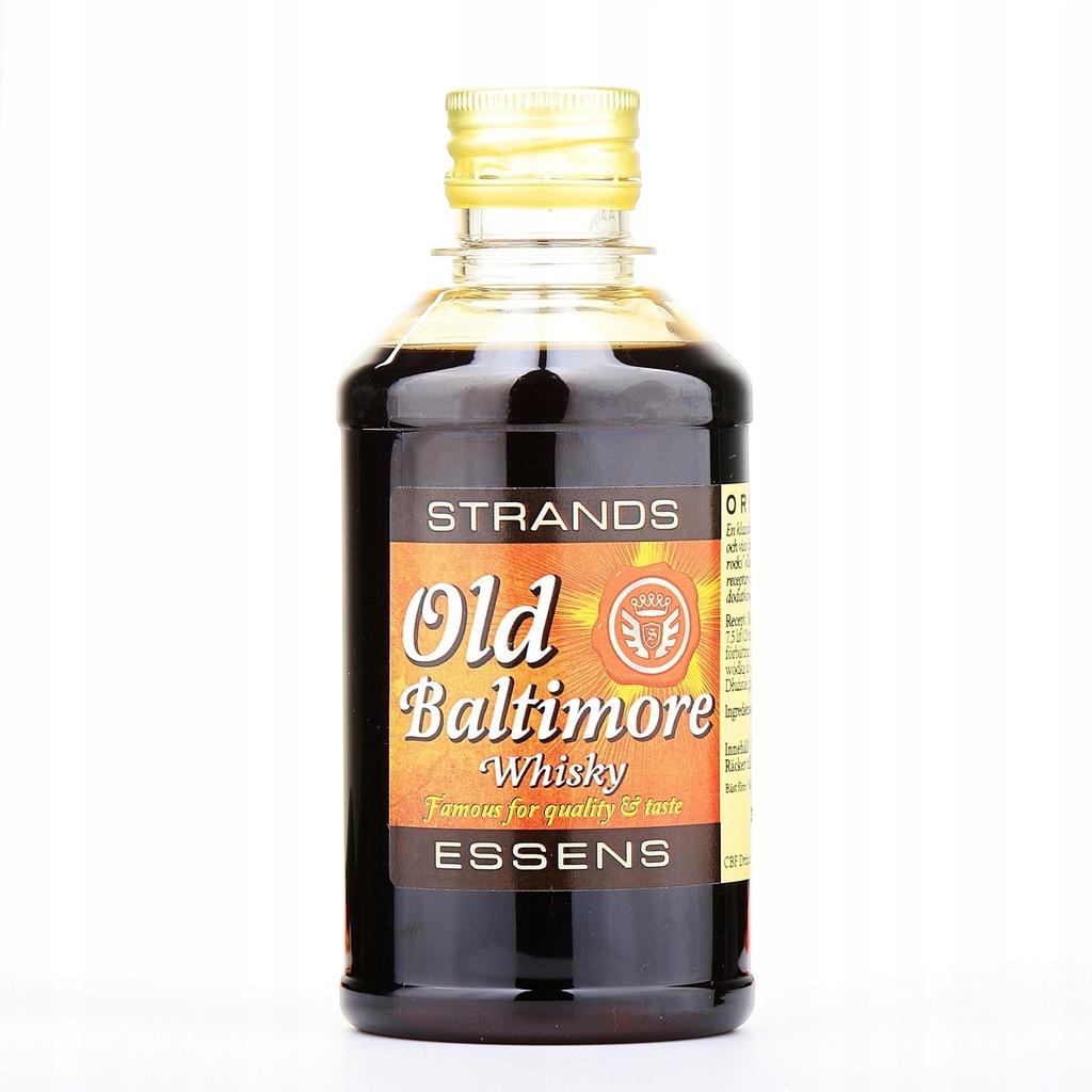 Zaprawka STRANDS Old Baltimore 250 ml Whisky