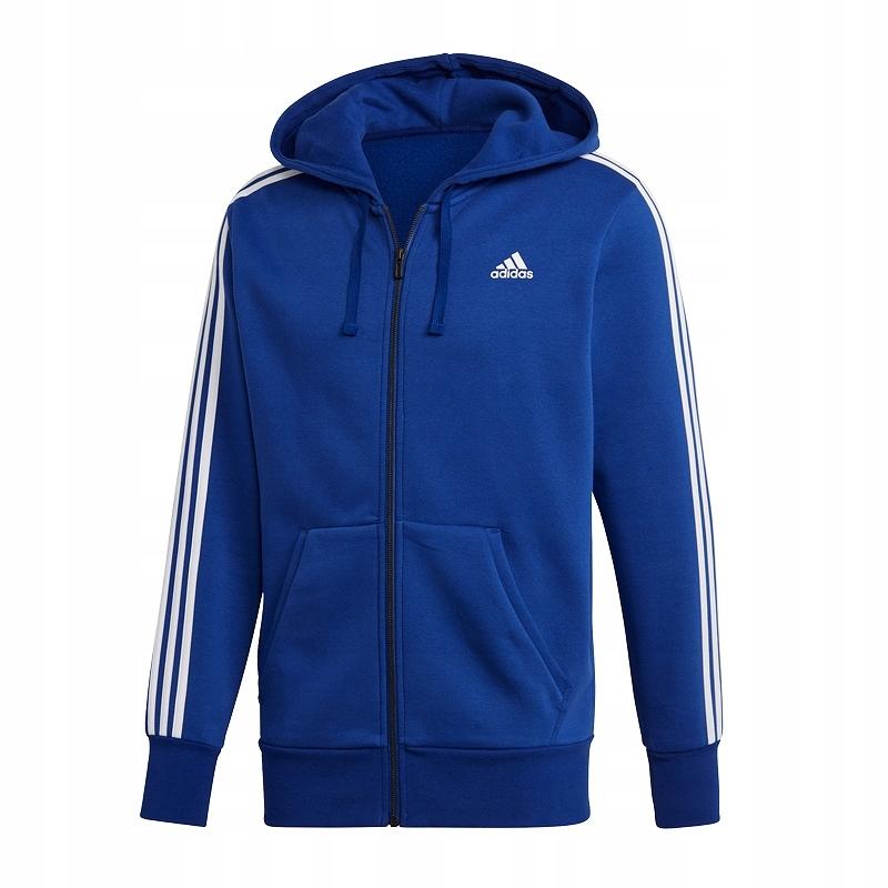 Bluza ADIDAS Ess 3 stripes czarna B47368 L