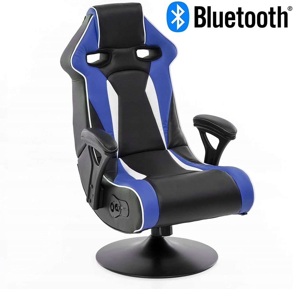 Fotel gamingowy fotel do gier multimedialny 24h