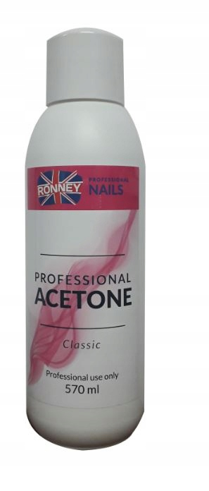 RONNEY PROFESSIONAL ACETONE CLASSIC 570 ML