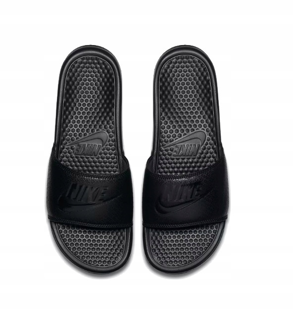 Nike klapki męskie BENASSI 343880001 czarny 42,5