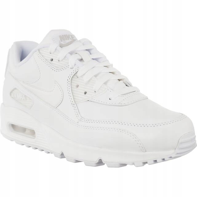 BUTY NIKE AIR MAX 90 LEATHER UNISEKS 42,5 White 7805873581