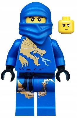 Lego Ninjago njo016 Jay DX FIGURKA U
