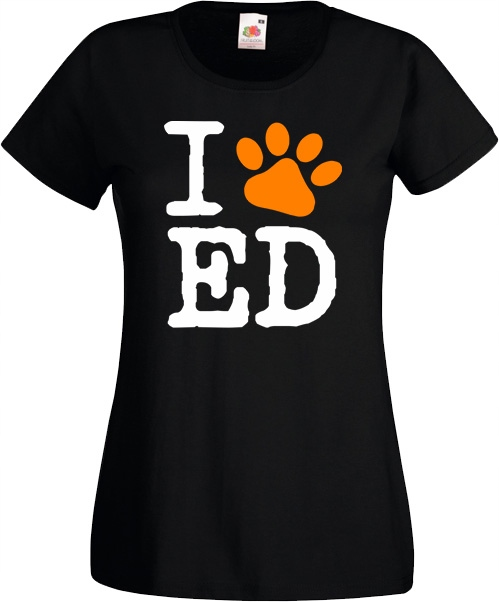 ED SHEERAN t-shirt damski r. XS WYPRZEDAŻ