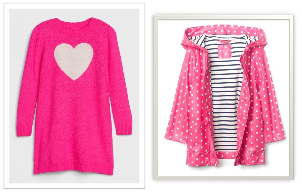 GAP Sukienka+Bluzeczka +Legginsy GRATIS 5lat